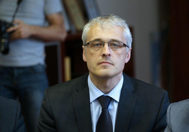 Gintaras Petrauskas. Algimanto Barzdžiaus nuotr.