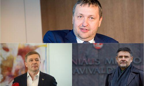 Tarp turtingiausių viešų asmenų – Guoga, Martikonis, Karbauskis