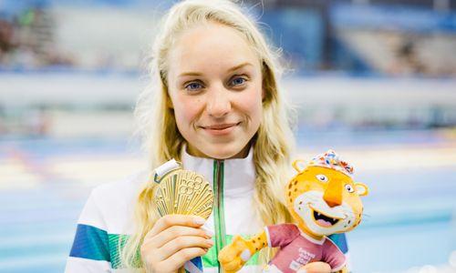 Jaunimo olimpinėse žaidynėse A. Šeleikaitė pelnė auksą
