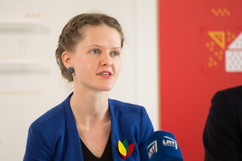 Rosita Garškaitė. Žygimanto Gedvilos nuotr.