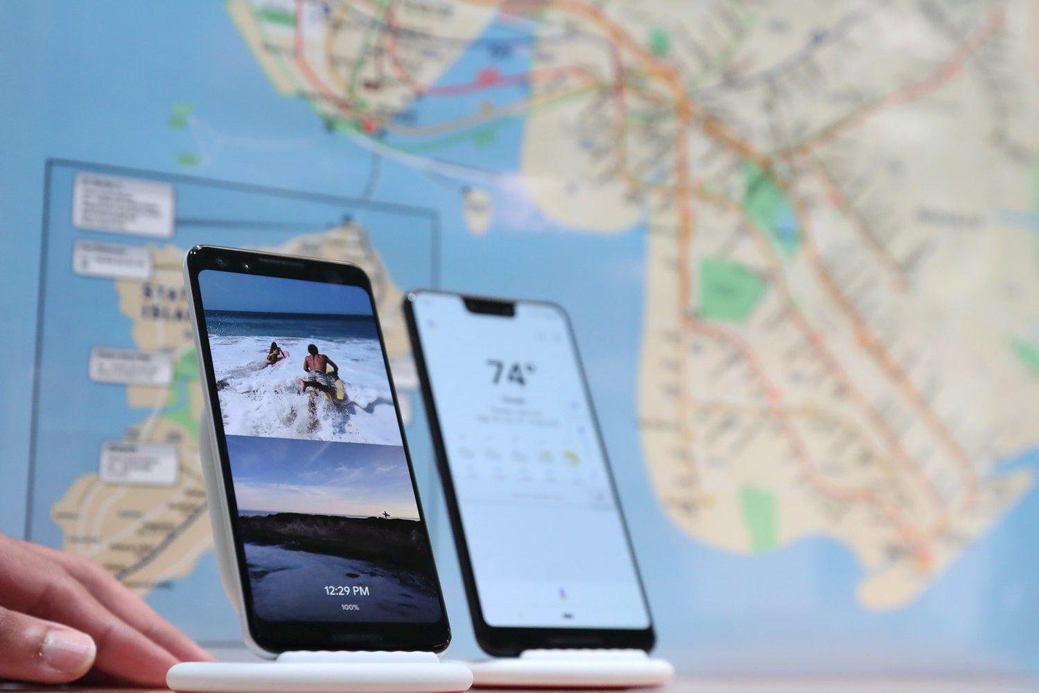 """""""Google"""" pristatė naujus """"Pixel"""" telefonus, dirbtinio intelekto funkcijos – tik JAV"""