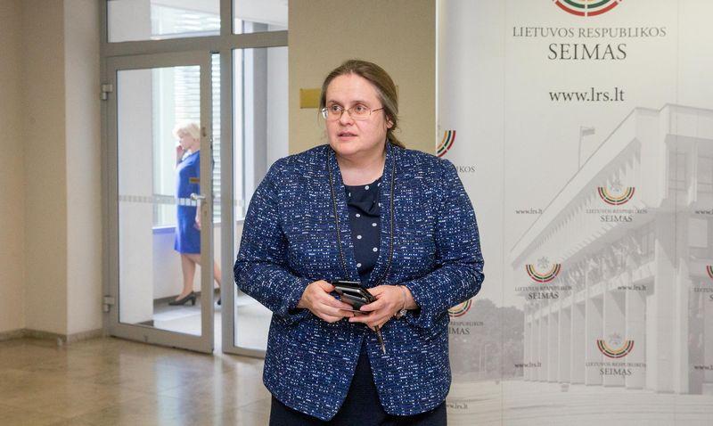 Agnė Širinskienė. Juditos Grigelytės (VŽ) nuotr.