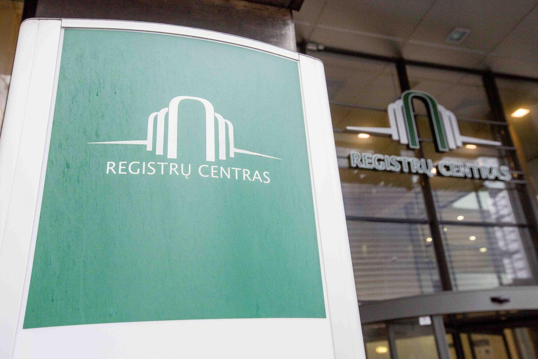 Registrų centro duomenys – vėl prieinami žiniasklaidai