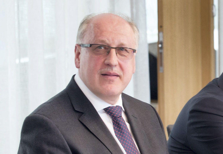 Finansų ministerijos atstovas: Lietuva 2008 metais buvo ties bankroto riba