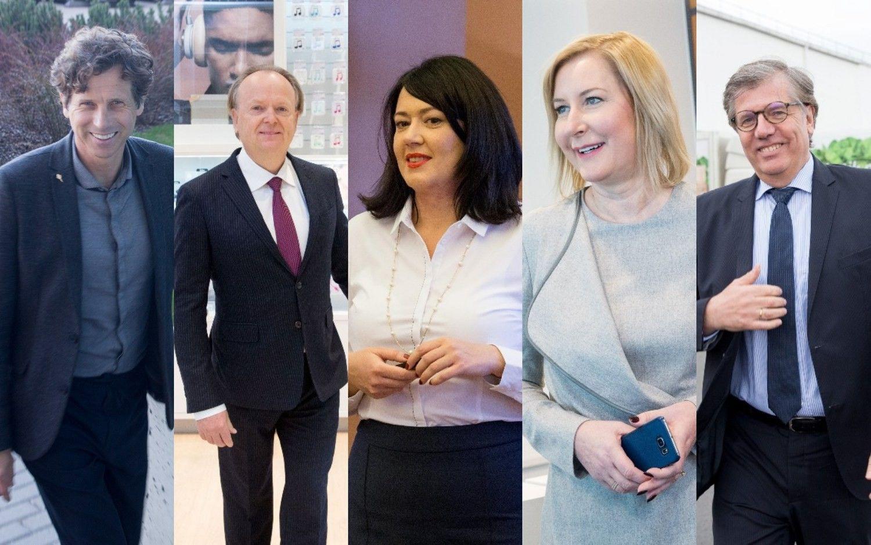 Meidė, Kižienė, Rogas, Mockus, Bandzevičius, ekonomistai – apie tai, kas prekybininkų laukia 2019 m.