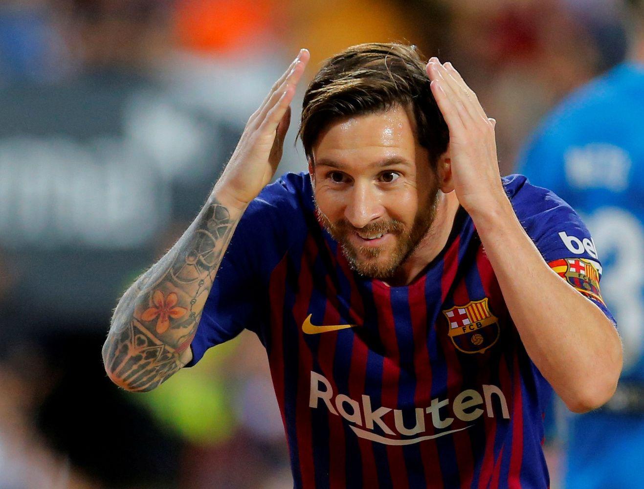 """Cirque du Soleil"" pristatys šou apie Lionelio Messi gyvenimą"