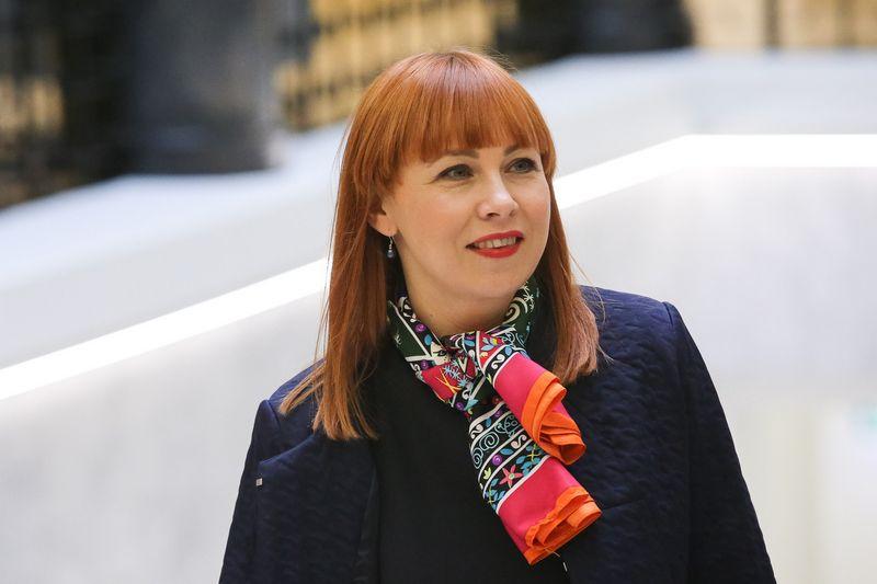 Jurgita Petrauskienė. Vladimiro Ivanovo (VŽ) nuotr.