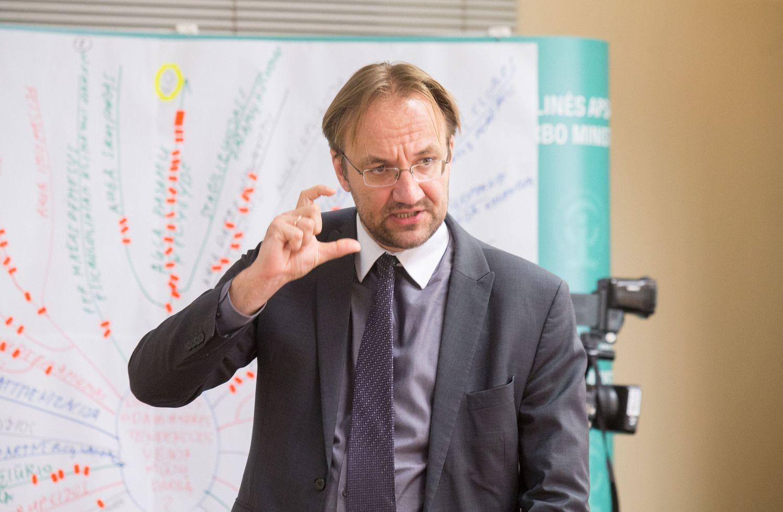 Lietuvos bankas: ateities iššūkiams būtina rengtis jau dabar
