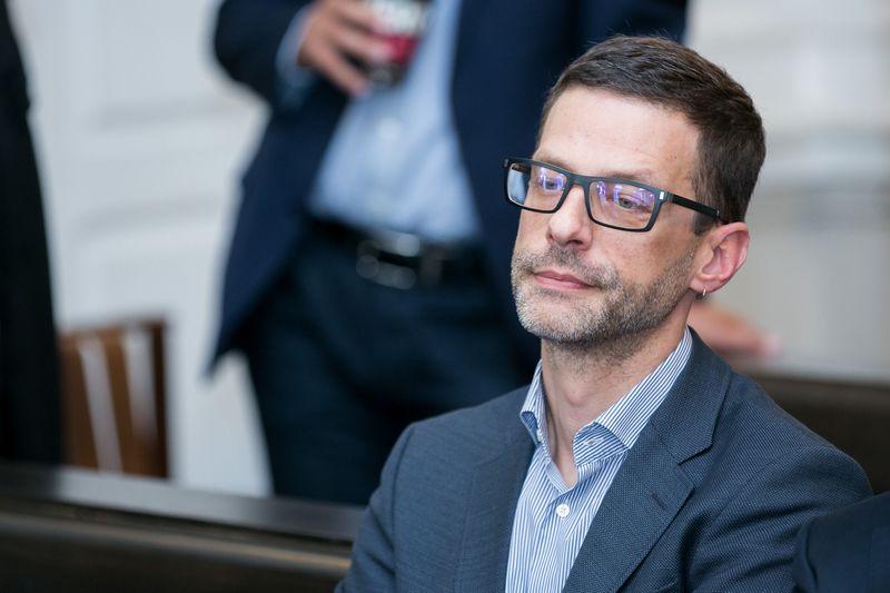 """Šarūnas Gustainis. Žygimanto Gedvilos (""""15min"""" / """"Scanpix"""" ) nuotr."""