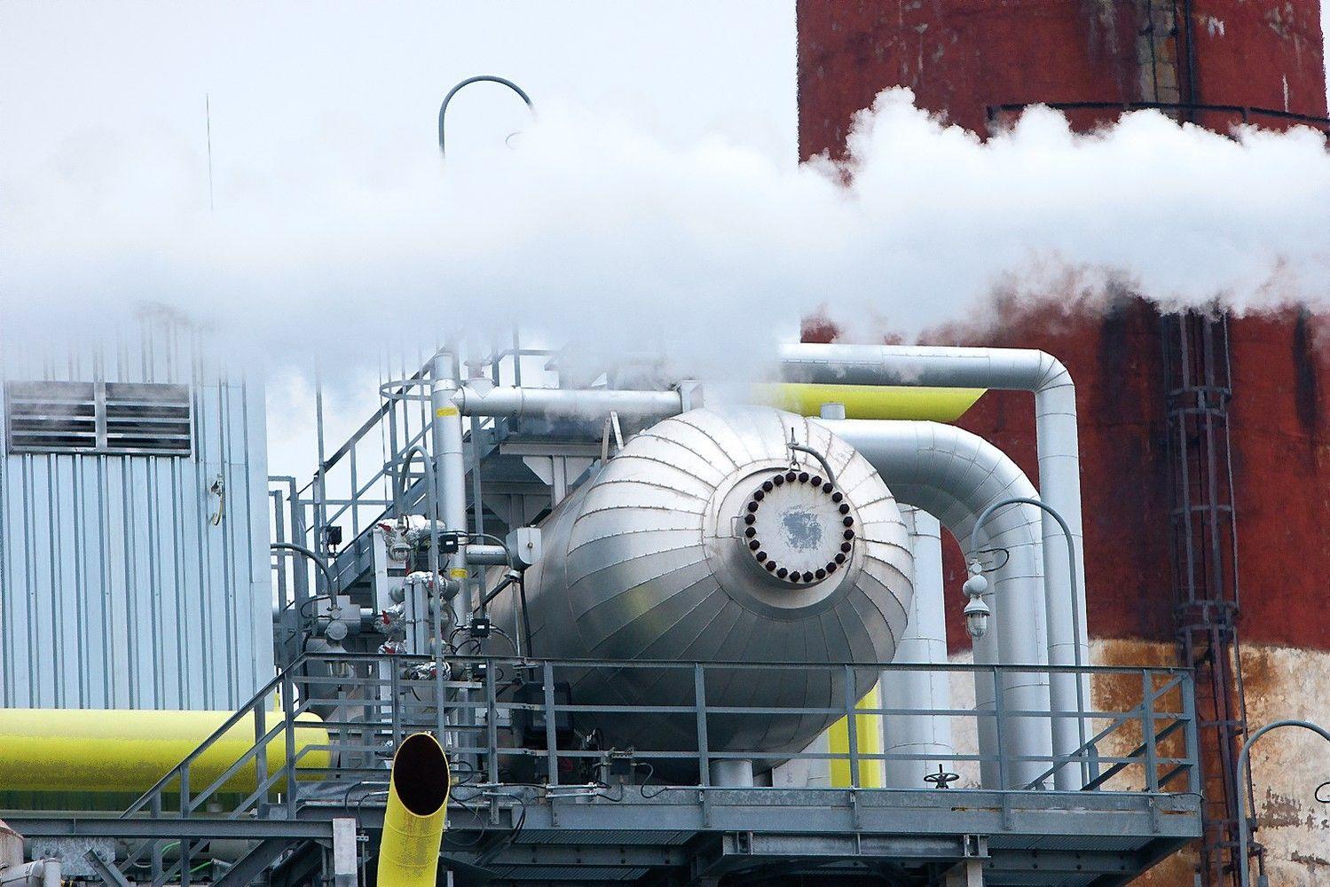 Eurostatas: metinis pramonės augimas Lietuvoje – mažiausias Baltijos šalyse