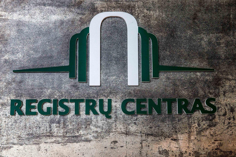 Registrų centras atnaujins duomenų bazę