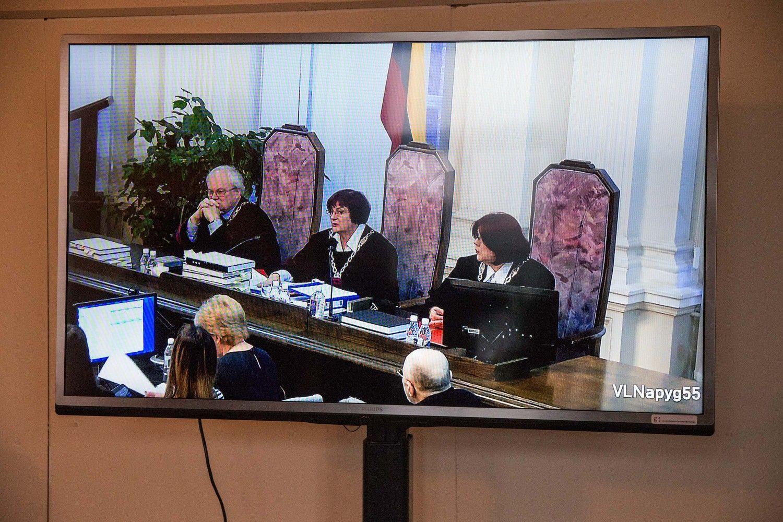 Baigta nagrinėti Sausio 13-osios byla, nuosprendis –vasarį