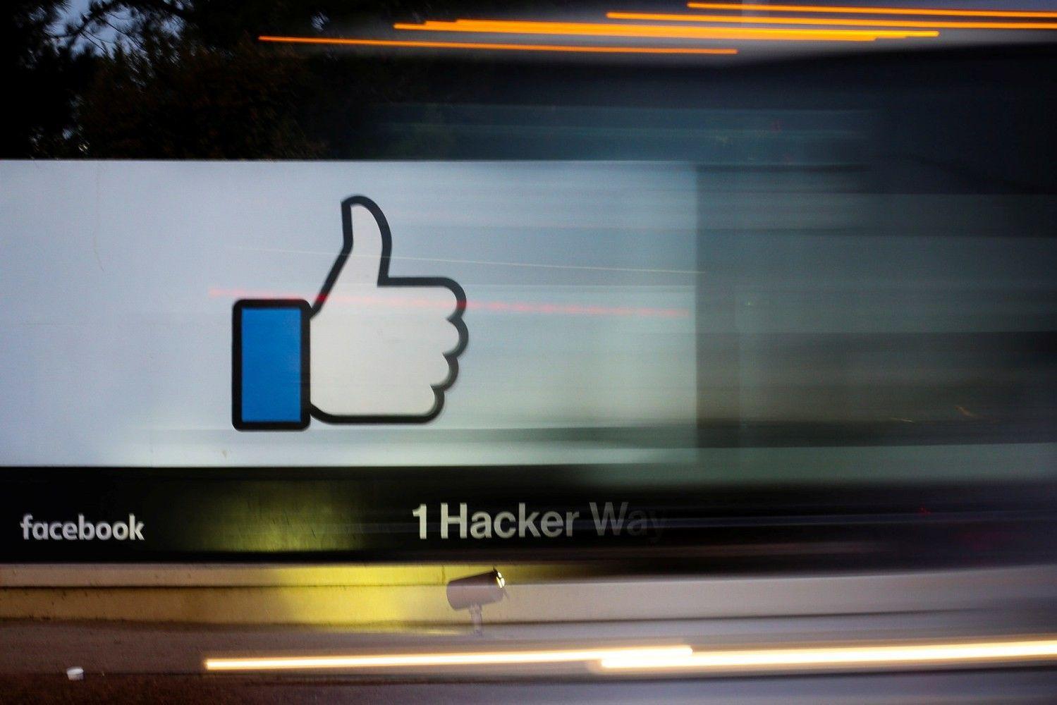 """""""Facebook"""" siekia įsitvirtinti darbo paieškos rinkoje"""