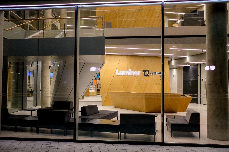 """""""Luminor"""" obligacijų rinkoje pasiskolino 350 mln. Euruž 1,6039%"""