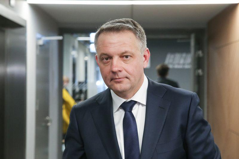 Eligijus Masiulis. Vladimiro Ivanovo (VŽ) nuotr.