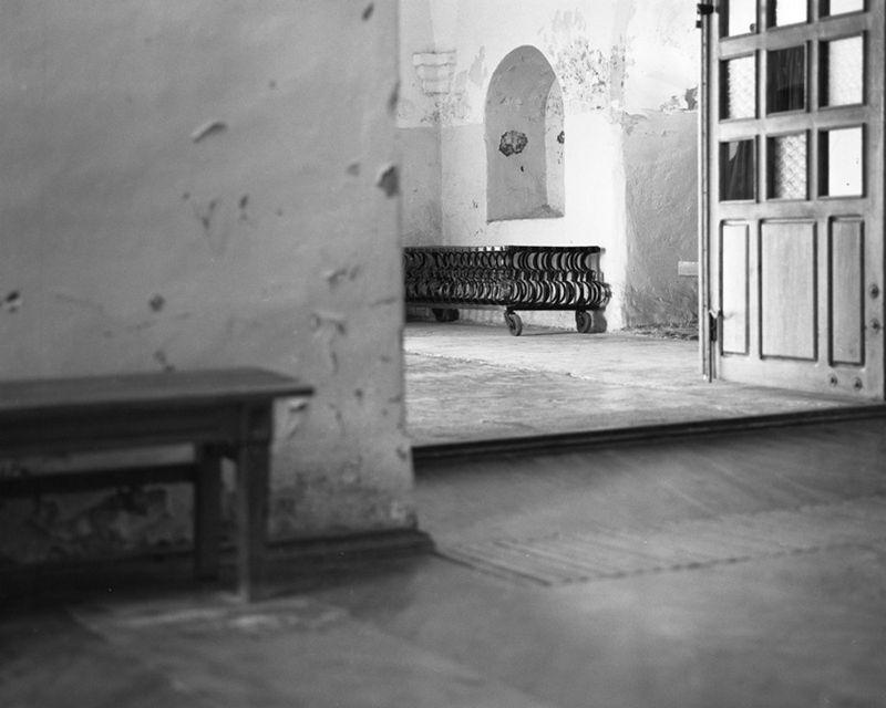 """Iš Gedimino Pranckūno fotografijų parodos """"Paskutinė pakyla""""."""
