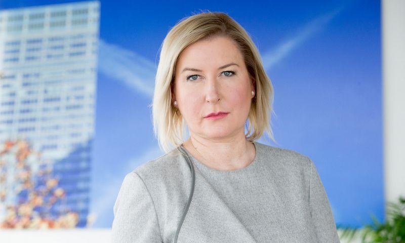 """Raimonda Kižienė, """"Euroapotheca"""" valdybos pirmininkė. Juditos Grigelytės (VŽ) nuotr."""