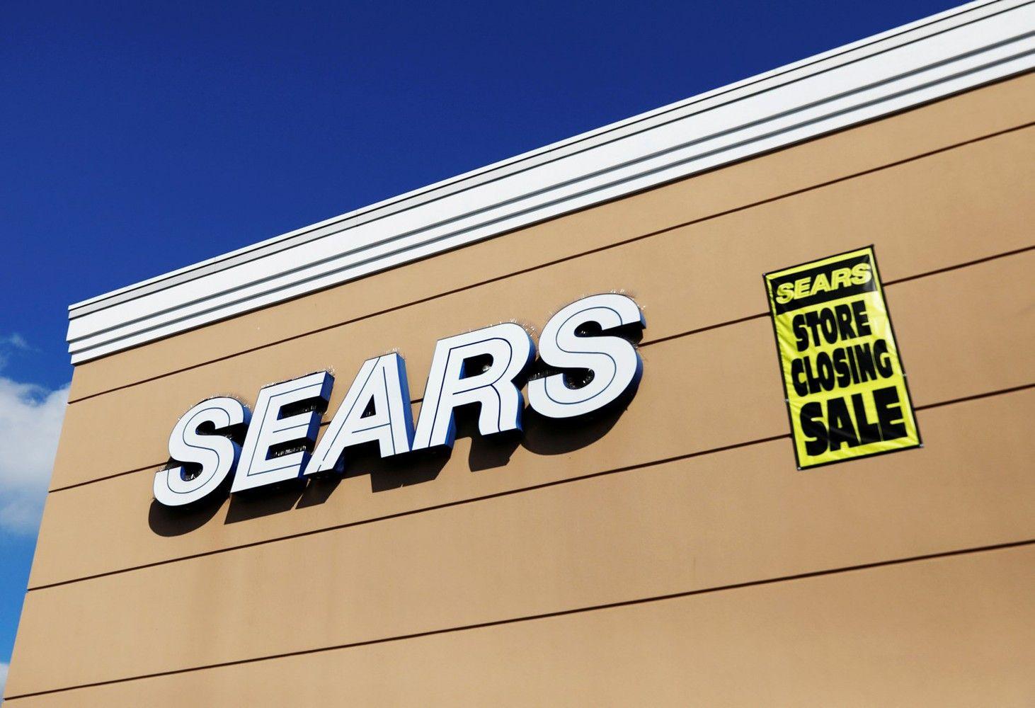 """""""Sears"""" skelbia bankrotą"""