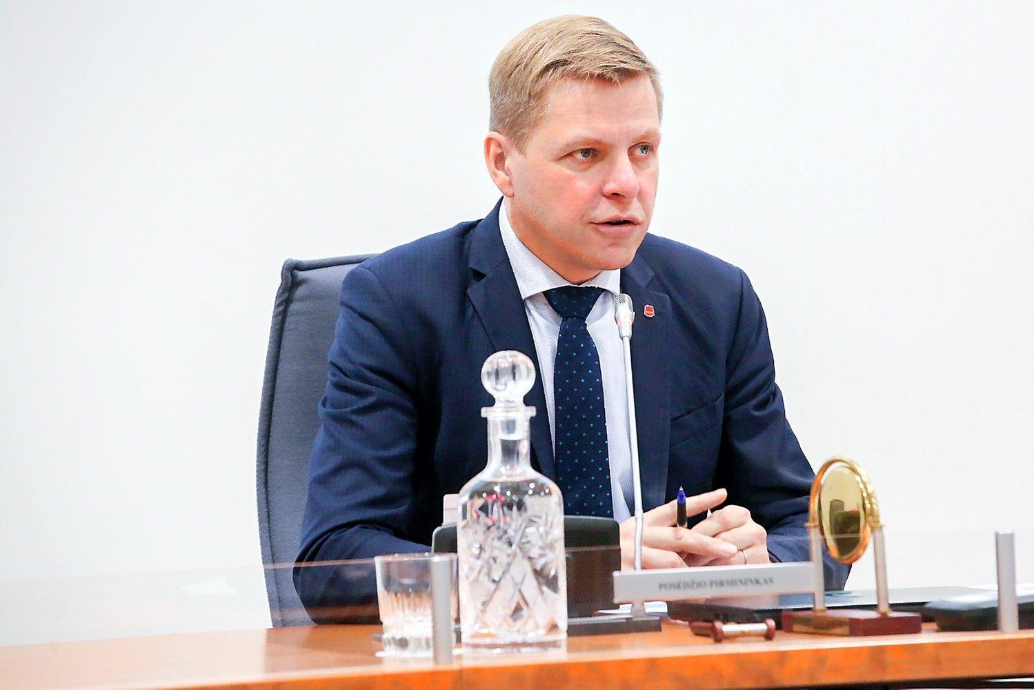 Šimašius pranešė, kaip ir su kokia komanda sieks antros Vilniaus miesto mero kadencijos