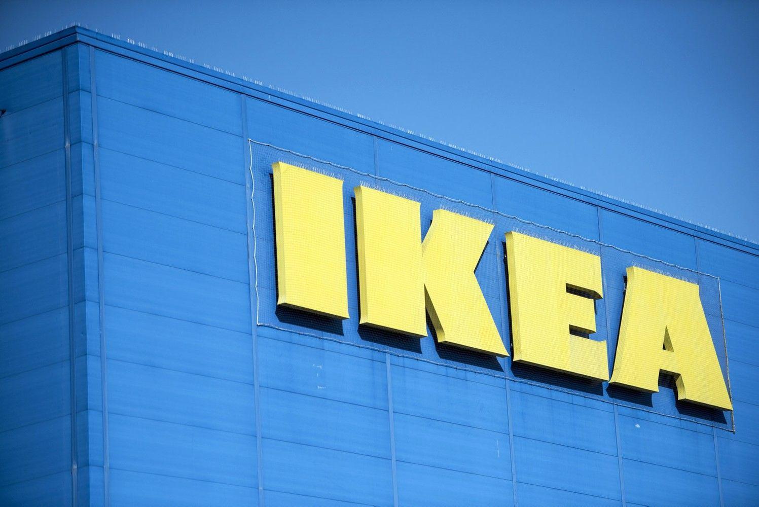 Švedijos milžinė IKEA atidarys parduotuvę Estijoje