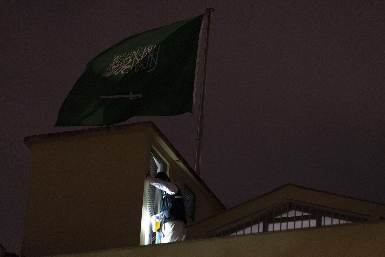 Šaltiniai: rasta įrodymų, kad žurnalistas buvo nužudytas Saudo Arabijos konsulate