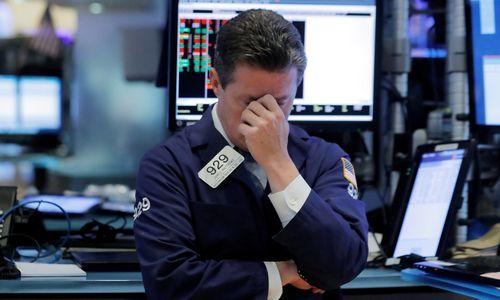 Keista savaitė akcijų rinkoms: geros naujienos iššaukė kritimą rinkose