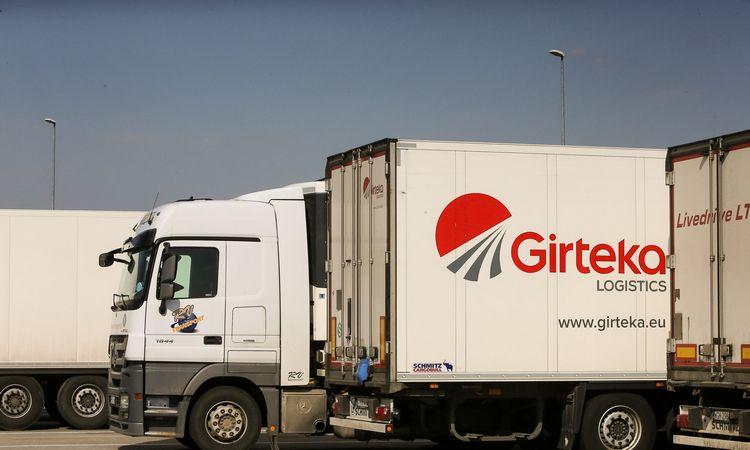 """Transporto ir logistikos lyderiai nepaliaujamai didina tempą: 10-uke – 6-ios """"Girtekos"""" įmonės"""