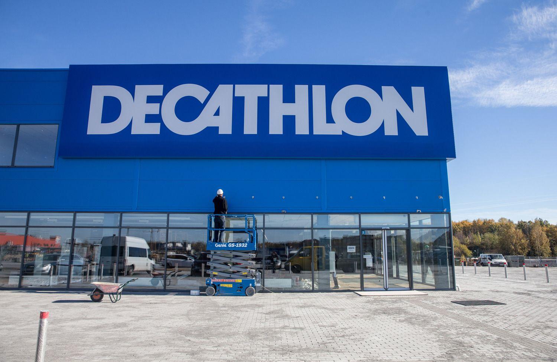 """""""Decathlon"""" rezultatai Vilniuje lems plėtrą kitose Baltijos šalyse"""