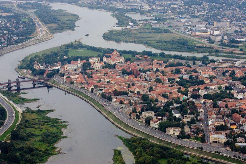 """UAB """"Kauno vandenys"""" jau ne pirmą kartą turi problemų dėl didžiųjų upių taršos. Juditos Grigelytės (VŽ) nuotr."""