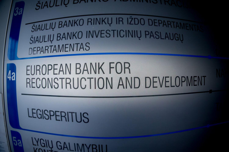 """Dar viena ERPB pagalbos ranka – įsigijo """"Luminor"""" obligacijų"""