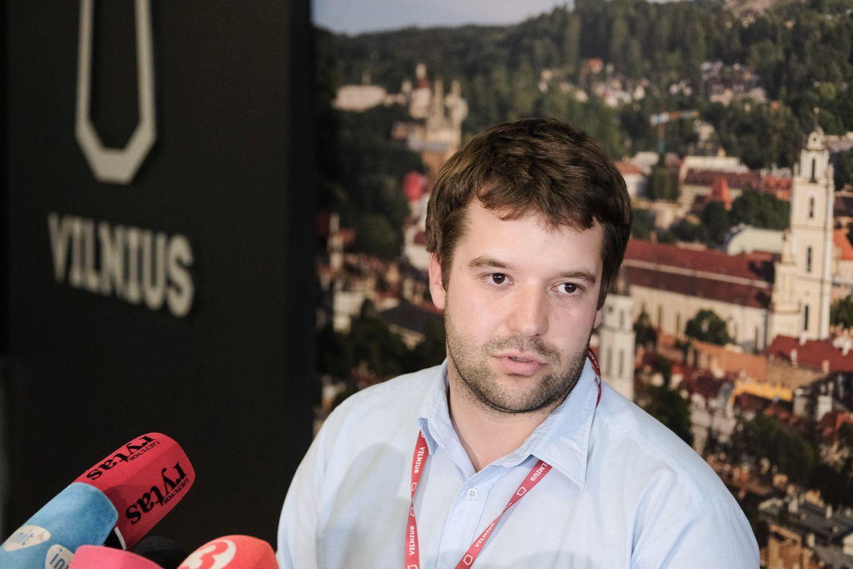 P. Poderskis: Vilniui vertėtų savivaldybės įmones atvesti į biržą