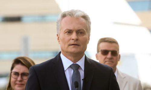 Gitanas Nausėda pasirinko komunikacijos partnerius prezidento rinkimams
