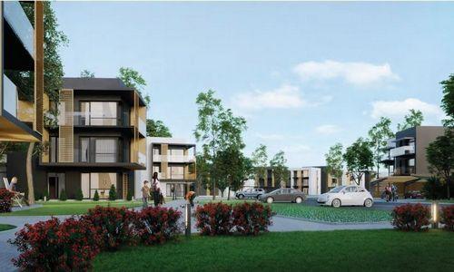 Vilniaus Pilaitėje planuoja 360 butų projektą