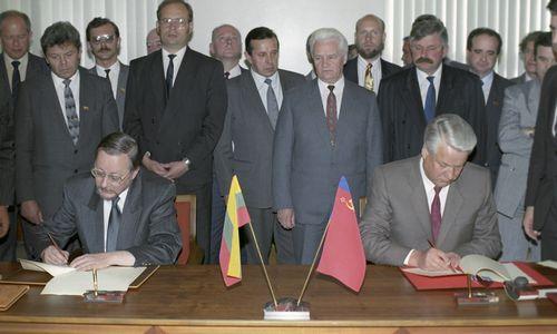 1993-iųjų stebuklo formulė: geležinė valia, išmintinga diplomatija, truputis pinigų ir sėkmės