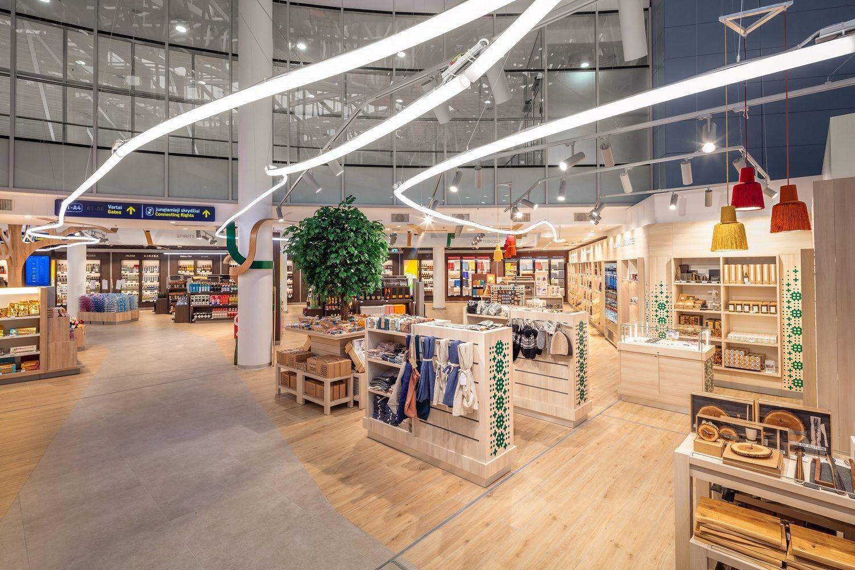 G. Balnis: naujausias prekybos centras, į kurį noriu patekti, yra oro uostas