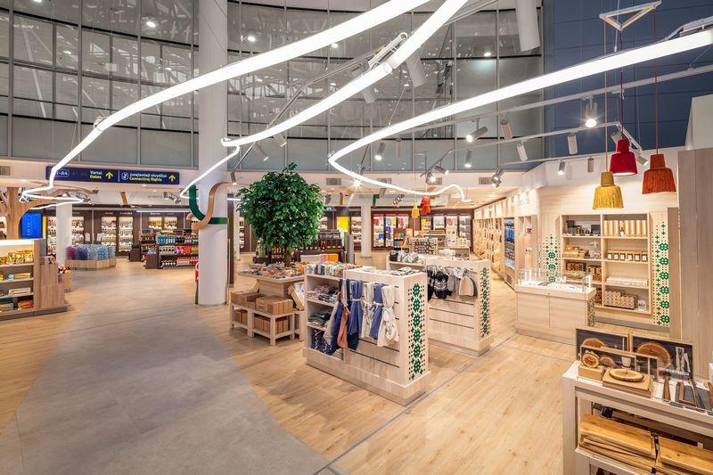 """""""Heinemann"""" naują parduotuvę atidarė ištyrusi vartotojų poreikius. Bendrovės nuotr."""