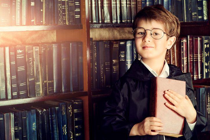 Gera žinia tėvams: gausi biblioteka kone prilygsta universitetui