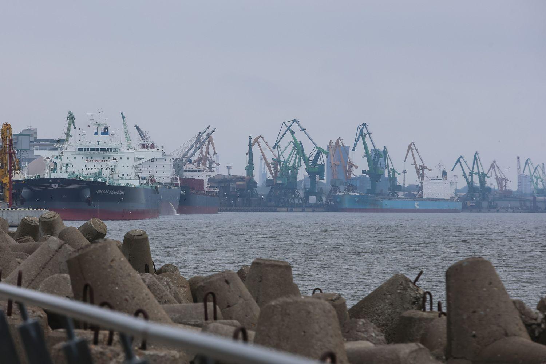 III ketvirtis: Lietuvos jūrų ir oro uostai išlaikė augimą