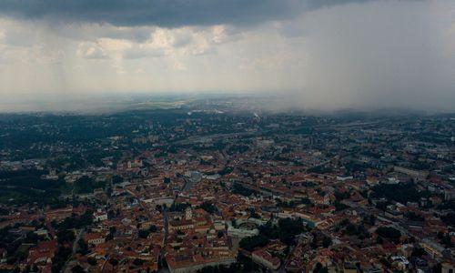 Oro tarša kai kuriosesavivaldybėse viršijanormas