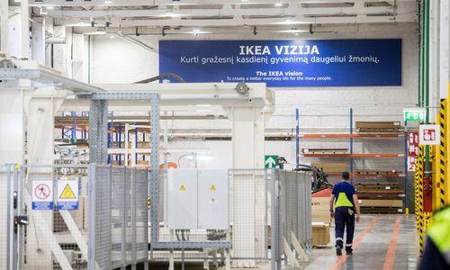 IKEALietuvoje ir Latvijoje ketinaprekiauti internetu