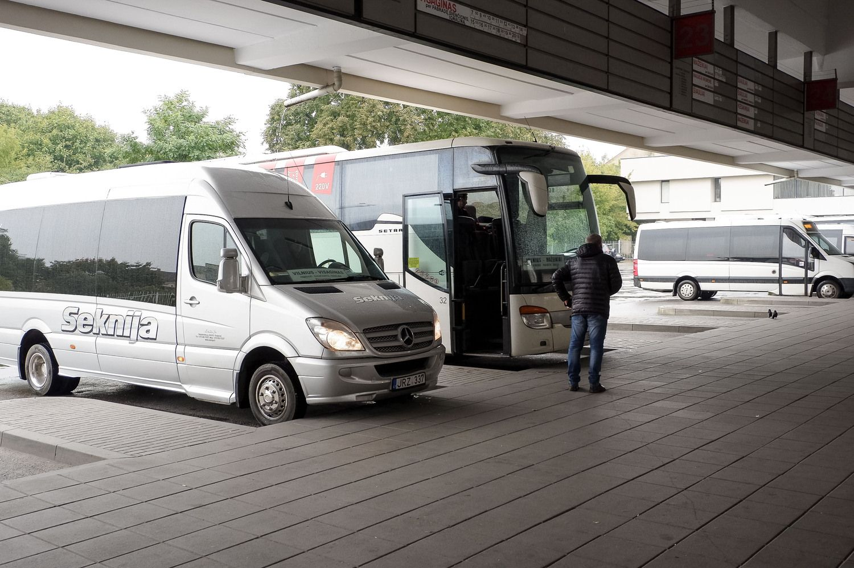 Keleivių vežėjai nori savo asociacijos