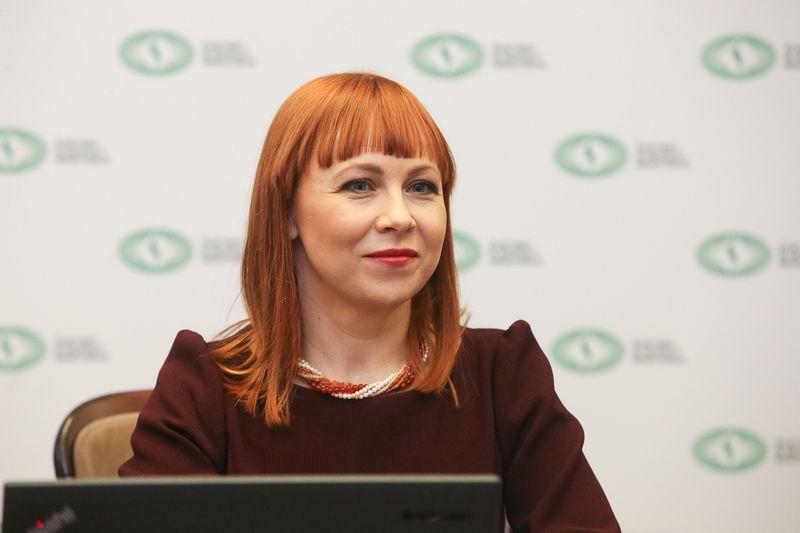 Švietimo ir mokslo ministrė Jurgita Petrauskienė. Vladimiro Ivanovo (VŽ) nuotr.