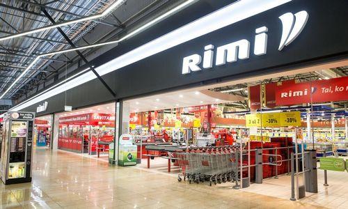 """""""Rimi"""" neliks vienkartinių plastiko gaminių"""