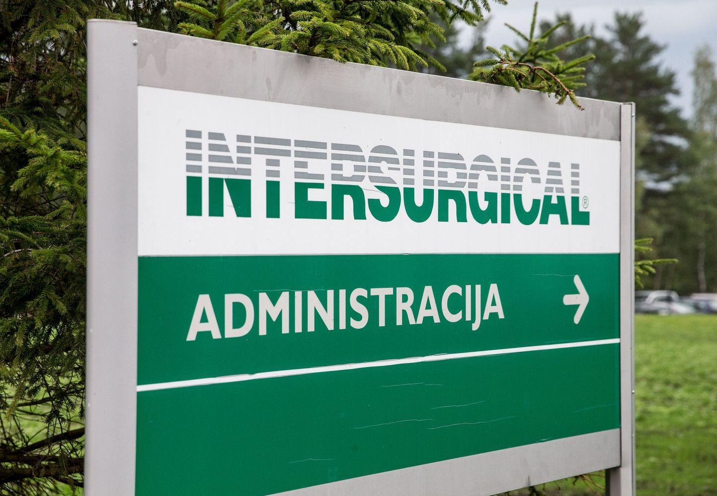 """""""Intersurgical"""" Pabradėje investuos dar 20 mln. Eur"""
