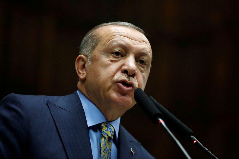 """Turkijos prezidentas. Tumay Berkino (""""Reuters"""" / Scanpix"""") nuotr."""