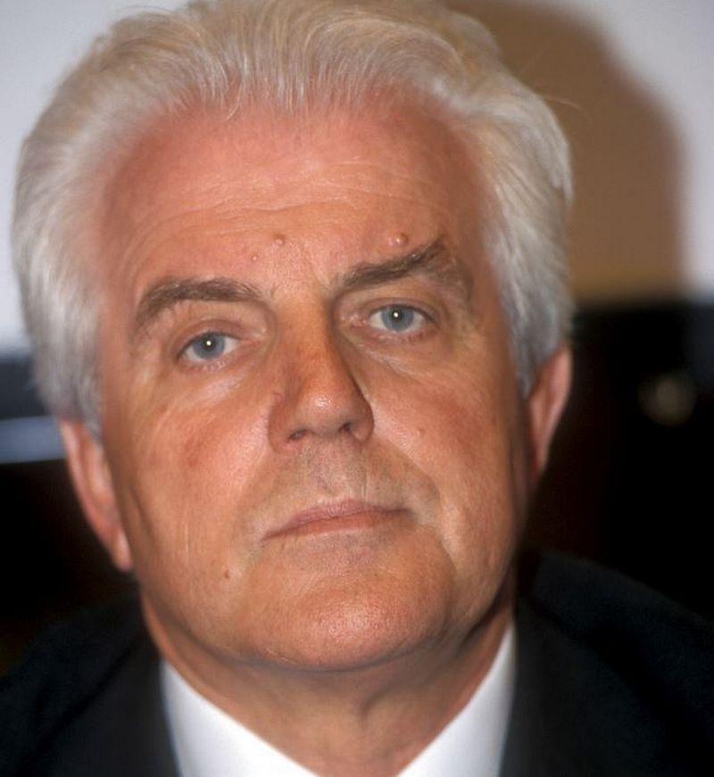 """Gilberto Benettonas buvo atsakingas už """"Benetton Group"""" infrastruktūros projektus ir kompanijos plėtrą. Remo Casilli (""""Reuters"""" / """"Scanpix"""") nuotr."""