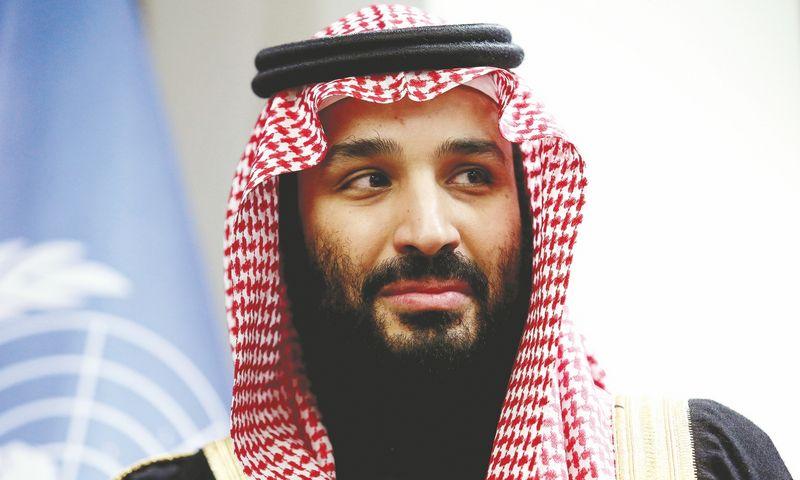 "Saudo Arabijos princas Mohammedas bin Salmanas. Amiro Levy (""Reuters"" / ""Scanpix"") nuotr."