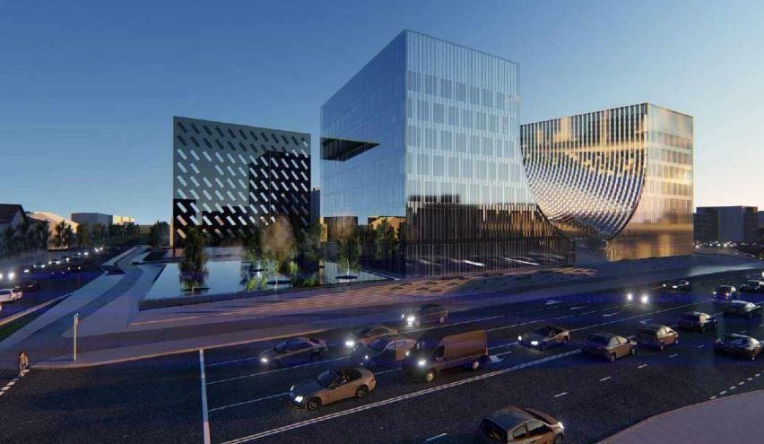 """Vilniaus architektai atidėjo """"Lords LB"""", """"Hanner"""" ir teismų būstinės projektų svarstymą"""