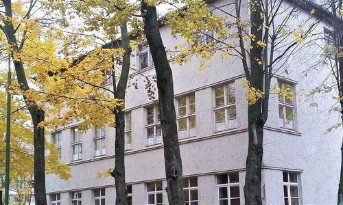 Klaipėdoje parduodamasOdos ir veneros ligų centro pastatas