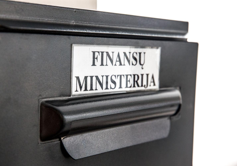 Finansų ministerija: pelno mokesčio bus surinkta mažiau nei planuota